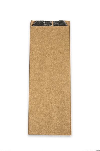 Kraft καφέ αλουμίνιο - Χαρτοσακούλες- Δερμάνης