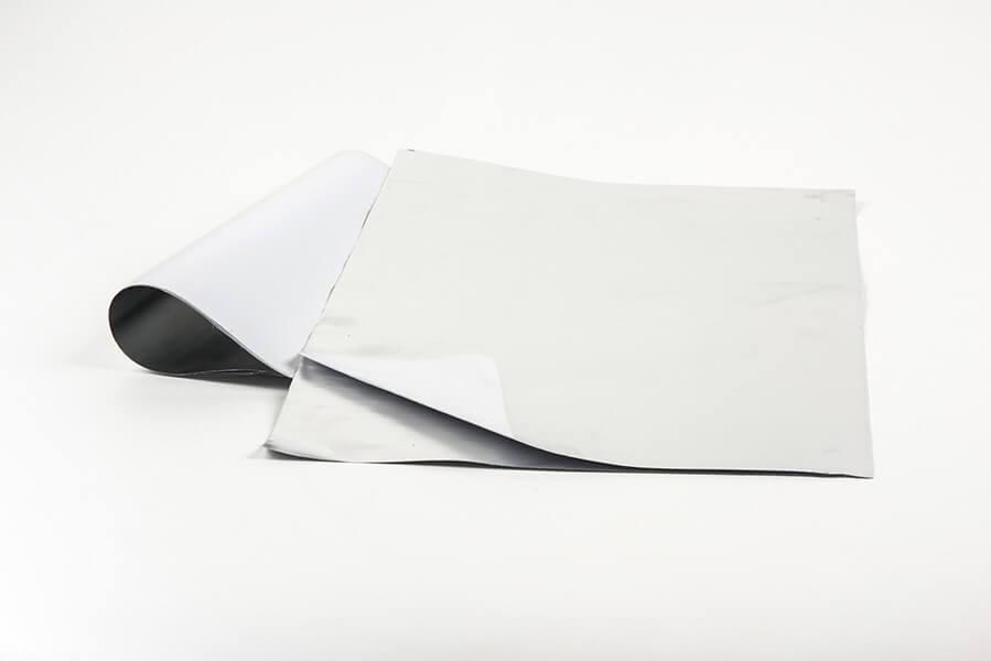 Χαρτί αλουμινίου λευκό - Χαρτί περιτυλίγματος - Δερμάνης